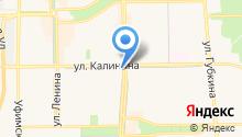 Сковородка на карте