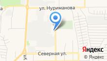 Дон-экспресс на карте