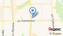 Мебель от российских производителей на карте