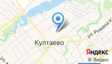 Култаевская детская школа искусств на карте