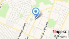 UfaNet на карте