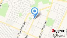 UTV на карте