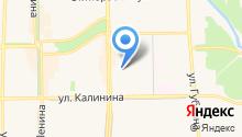 Мирас на карте