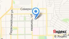 Управляющая компания ЖЭУ-1 на карте