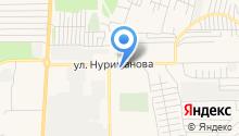 ЛесТорг-Ишимбай на карте