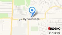 Скай на карте