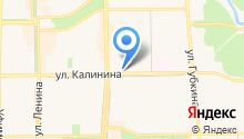 Башфинанс на карте