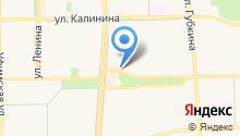 Литра на карте
