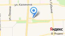 Рублевъ на карте