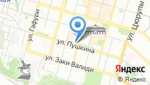 Сервис-центр УФИМСКИЙ на карте