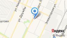 Банкомат, ИнвестКапиталБанк на карте