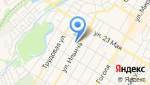Асервис на карте