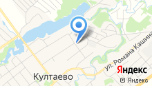 ИНВЕСТ на карте