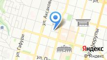 1С: Франчайзинг. Автоматизированные Информационные Системы на карте
