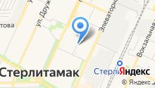 Башкирский государственный университет на карте