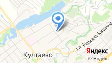 У Фёдора на карте