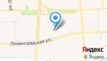 Диагностический кабинет на карте