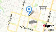 АвтоГром на карте
