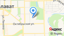 Нефтехимик на карте