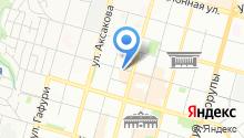 МегаМойка-Уфа на карте