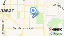Стадион им. 50-летия Октября на карте