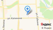 Почтовое отделение №12 на карте