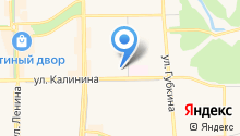 БриллиантМед на карте