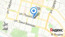 CopyGold на карте