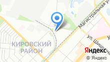 BezOkrasa на карте