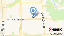Золотая курочка на карте