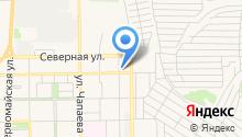 Строительно-транспортное предприятие на карте