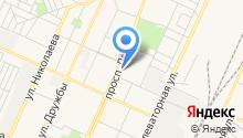 Torex на карте