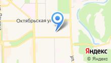 Льдинка на карте