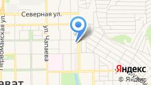 Территориальный отдел Управления Федеральной службы по надзору в сфере защиты прав потребителей и благополучия человека по Республике Башкортостан в г. Салавате и Ишимбайском районе на карте