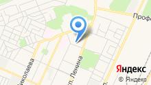 Аудит-Сервис на карте