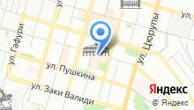 Biretto на карте