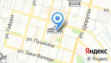Budda bar на карте