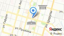 Barashki на карте