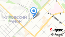 Городская стоматологическая поликлиника №7 на карте