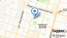 АкБатыр на карте