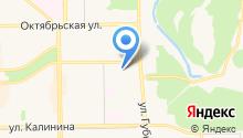 Почтовое отделение №16 на карте