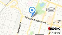 Меморек на карте