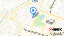Служба эвакуации автотранспорта на карте