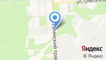 Datsun на карте