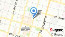 Анега-холдинг на карте