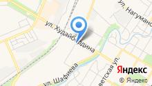 HOTWAY на карте