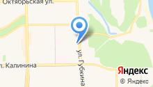Территория танца на карте