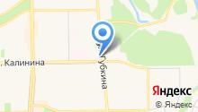 Сочный Восточный на карте