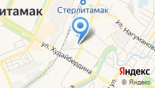 Адвокатский кабинет Рахмангулова Р.В. на карте