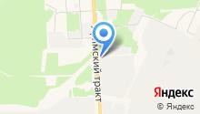 Автостройкомплект на карте